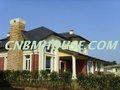 prefabricados de lujo villa de lujo baratos casas prefabricadas casas de construcción de los precios de bajo coste de la casa prefabricada