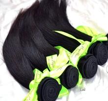 Popular 5a grade virgin weaving 100% human hair