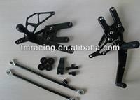 CNC Parts Adjuster Footrest RACING Rear Set for motorcycle for Hond CBR600 03-06