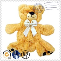 Hot selling newest plush toys for promotion unstuffed teddy bear skins