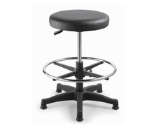 durable metal lab stool chair