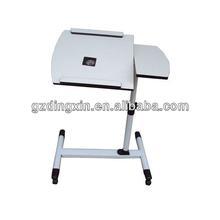adjustable rolling laptop desk for sales (DX-BJ2)