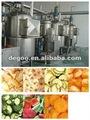 industrial de frutas deshidratador de alimentos de la máquina