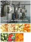 Fruit and vegetable vacuum drying machine