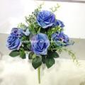 2014 venda quente flores artificiais, atacado buquê de casamento para venda
