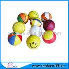 Cheap soft PU Anti Stress Ball,Colorful Round Shape pu Stress Ball