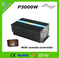 Solar Inverter 3000w Pure Sine Solor Panel 12v 220v Power Inverter High Frequency