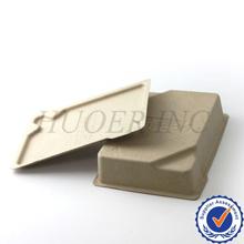 Flow Wrap/Eco Soap Box Packaging Design