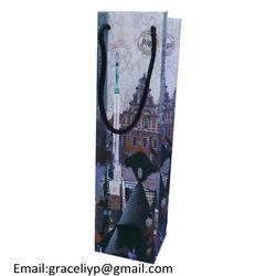 FGW005 Paper Wine Bag