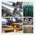 de aluminio tubo sin soldadura de aleación 2000 5000 7000 serie de alta precisión estirado en frío sin soldadura del tubo de aluminio