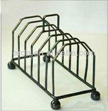 High quality Sliced metal wire bread toast racks