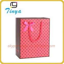 ribbon tie gift handmade paper bags designs