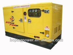 100KW Made in China with Chongqing Cummins Electric Diesel Generator Set (OEM approved)