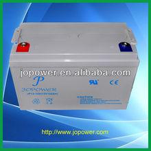 Sealed maintenance free lead acid battery 12v 100ah for ups