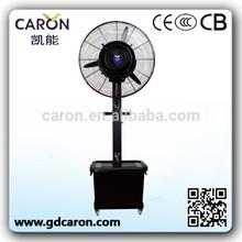 electric industrial fan water spray fan