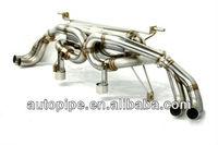 titanium exhaust catback