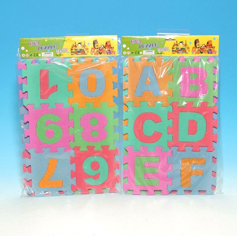 Tapis de jeu en mousse pour enfants mousse de puzzle tapis sol en mousse - Tapis puzzle en mousse ...
