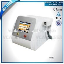 Epilator 808nm/Smart Lumenis Lightsheer Diode Laser Hair Removal Machine