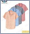 2013 nuevo diseño de la camisa de los hombres de ropa al por mayor de nueva york