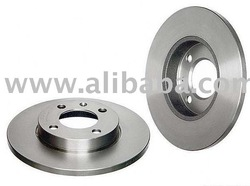 Brake Discs for European Car