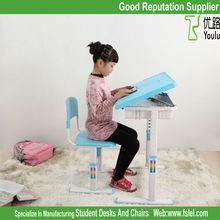 ergonomic adjustable kids school desk manufacturers for children