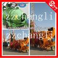 거운 판매 미니 타입 저렴한 가격으로 jzc350( 10- m3/ h) 콘크리트 믹서 트레일러