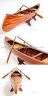 Indian Girl Canoe Wooden Canoe Models