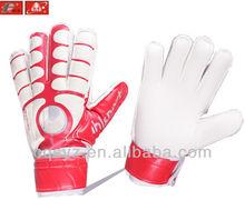High quality goalkeeper kit fingersave goalie gloves football Goalkeeper