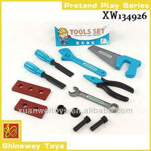 Plastic Pretend Play Tool Toy