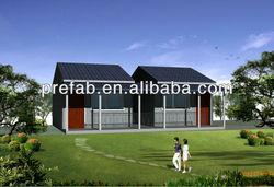 Malaysia prefab prefabricated house