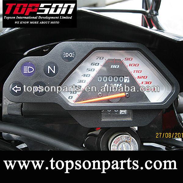 GY 200cc 오토바이 디지털 미터
