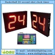 Shoot Timer System 14 seconds 24seconds basktball shot clocks