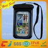 Black Waterproof Pouch Dry Bag Case For Samsung Galaxy i9300 S3 III/i9100 S2 II