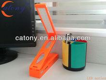 multicoloured design led desk lamp for office