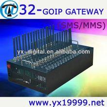 GPRS bulk sms modem 32 port tc35 gsm modem 3g gsm modem wifi
