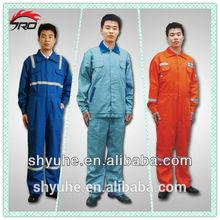 fire retardant working clothes