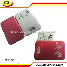 2.5'' USB 3.0 protective SATA HDD enclosure 1TB SATA HDD/SSD