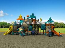 Large Outdoor Roller Slide Playground for Kids