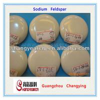 Industrial Mineral Sodium Feldspar