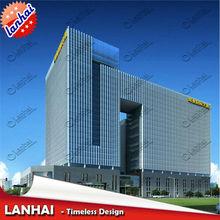 Finance Center Planning Commercial Building Design