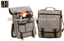 european shoulder bag for men, with many pockets shoulder bag