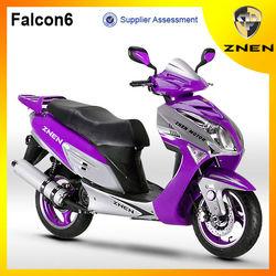 ZNEN 125CC 150CC gas scooter Falcon model