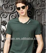 2013 fashion mens t-shirt/most popular mens polo t-shirt