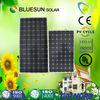 high iso tuv ce certificate hot sell high watt solar panels