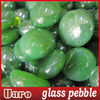 Glass gem decorative glass craft pebbles material