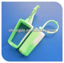 regular/pocketbac 30ml silicone hand sanitizer holder