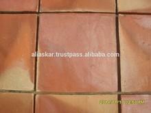 Antique Terracotta Floor Tiles & Pavers