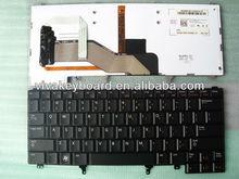 Hot! SP/UK/US/AR/RU backlit For Dell E6420/E5420/E6220/E6320 Notebook keyboard/Laptop keyboard