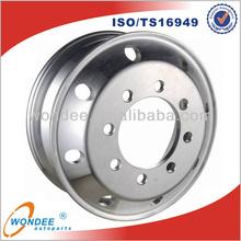 19.5 Aluminum Truck Wheels