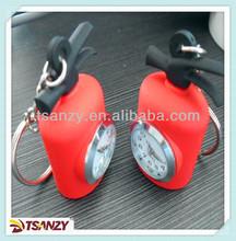 Fire Extinguisher Keychain,Fire extinguisher keychain clock